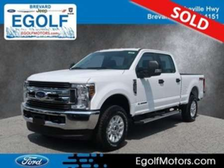 2019 Ford F-250 XL 4WD Crew Cab for Sale  - 5109  - Egolf Motors