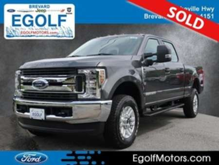 2019 Ford F-250 XL 4WD CREW CAB 6.75 BOX for Sale  - 5124  - Egolf Motors