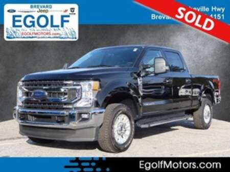 2021 Ford F-250 XLT 4WD Crew Cab for Sale  - 21991A  - Egolf Motors