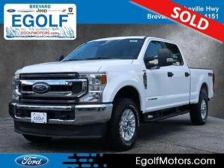 2020 Ford F-250 XL 4WD CREW CAB 6.75 BOX for Sale  - 5221  - Egolf Motors