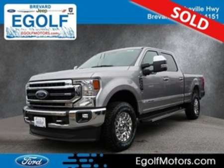 2020 Ford F-250 Lariat FX4 4WD Crew Cab for Sale  - 5189  - Egolf Motors