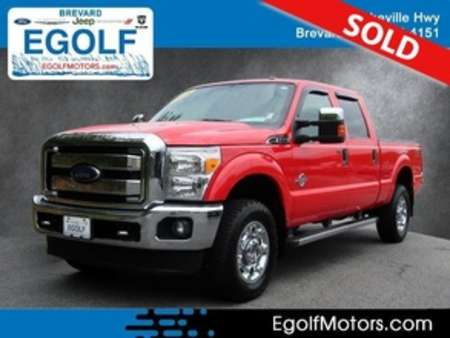 2016 Ford F-350 XLT 4WD Crew Cab for Sale  - 21890A  - Egolf Motors