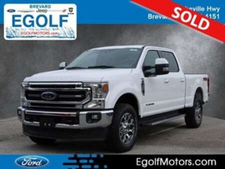 2020 Ford F-350 Lariat 4WD Crew Cab for Sale  - 5261  - Egolf Motors