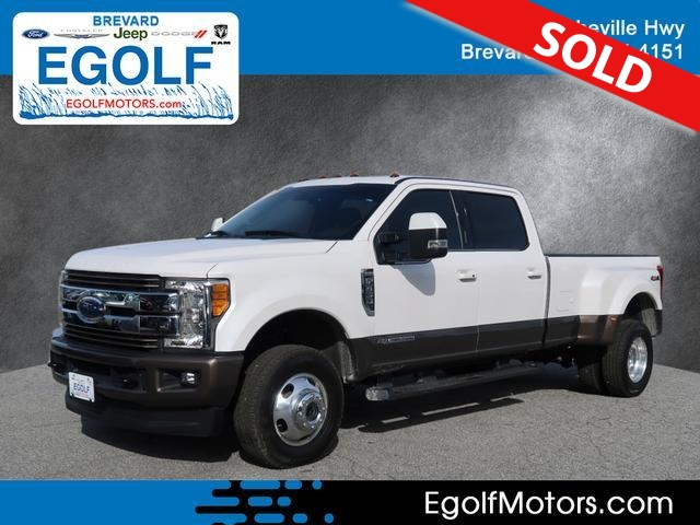 2017 Ford F-350  - Egolf Motors