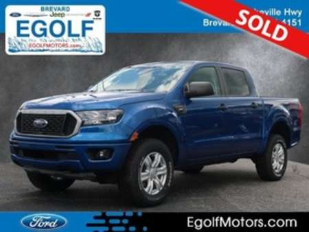 2020 Ford Ranger XLT 4WD SUPERCREW 5 BOX for Sale  - 5207  - Egolf Motors