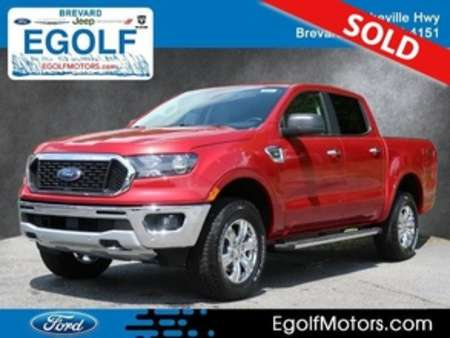 2020 Ford Ranger XL 4WD SUPERCREW 5 BOX for Sale  - 5222  - Egolf Motors