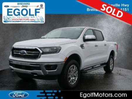 2020 Ford Ranger Lariat 4WD SuperCrew for Sale  - 5199  - Egolf Motors