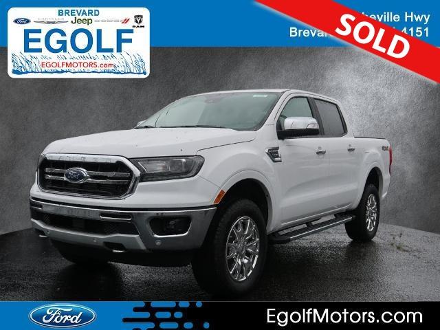 2020 Ford Ranger  - Egolf Motors