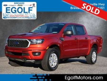 2019 Ford Ranger XLT 4WD SuperCrew for Sale  - 10895  - Egolf Motors