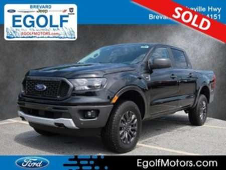 2019 Ford Ranger XLT 4WD SuperCrew 5 Box for Sale  - 5128  - Egolf Motors
