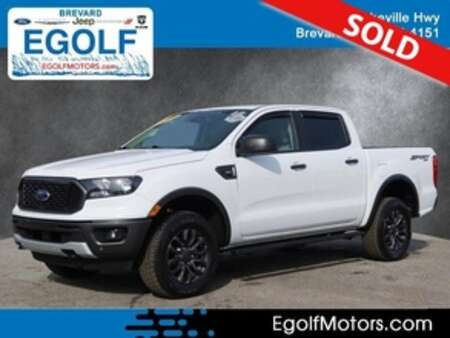 2019 Ford Ranger XLT 4WD SuperCrew 5 Box for Sale  - 5131  - Egolf Motors