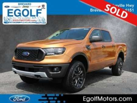 2019 Ford Ranger XLT 4WD SuperCrew 5 Box for Sale  - 5133  - Egolf Motors