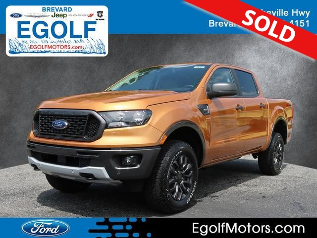 2019 Ford Ranger  - Egolf Motors