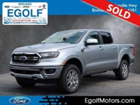 2020 Ford Ranger XL 4WD SuperCrew for Sale  - 5253  - Egolf Motors