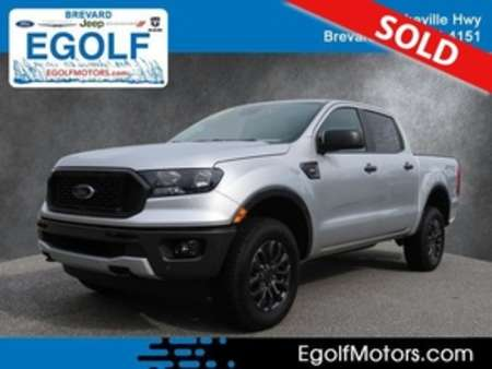 2019 Ford Ranger XLT 4WD SuperCrew for Sale  - 10846  - Egolf Motors