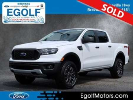 2020 Ford Ranger XLT FX4 4WD SuperCrew for Sale  - 5252  - Egolf Motors