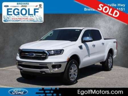 2021 Ford Ranger LARIAT 4WD SUPERCREW 5 B for Sale  - 5312  - Egolf Motors