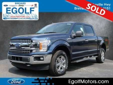 2019 Ford F-150 XLT 4WD SuperCrew 5.5 Bo for Sale  - 5114  - Egolf Motors