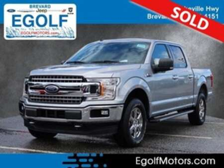 2020 Ford F-150 XLT 4WD SuperCrew for Sale  - 11022  - Egolf Motors