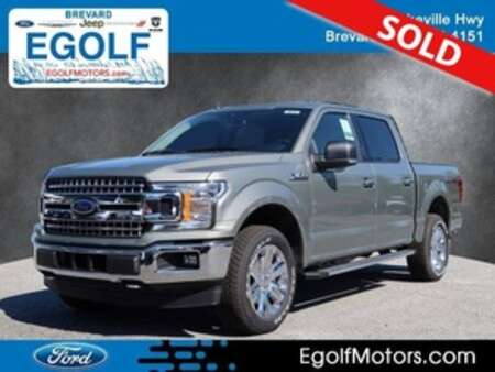 2020 Ford F-150 XLT 4WD SUPERCREW 5.5 BO for Sale  - 5272  - Egolf Motors