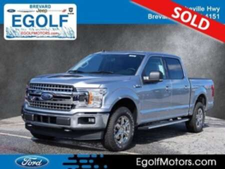 2020 Ford F-150 XLT 4WD SUPERCREW 6.5 BO for Sale  - 5285  - Egolf Motors