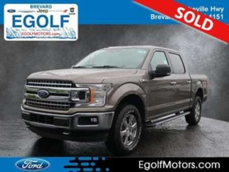 2020 Ford F-150 XLT 4WD SUPERCREW 5.5 BO for Sale  - 5194  - Egolf Motors
