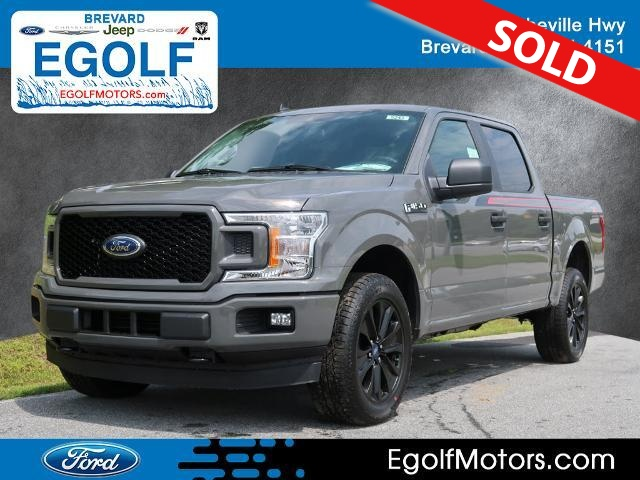 2020 Ford F-150  - Egolf Motors