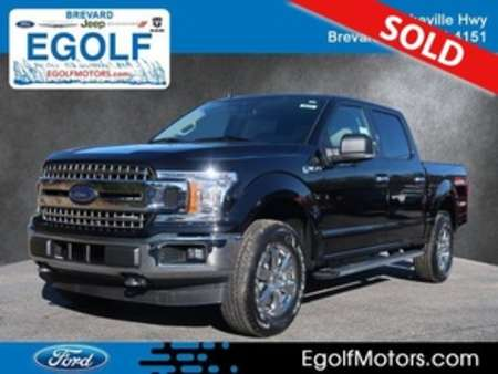 2020 Ford F-150 XLT 4WD SuperCrew for Sale  - 5177  - Egolf Motors