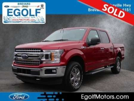 2020 Ford F-150 XLT 4WD SuperCrew 5.5 for Sale  - 5195  - Egolf Motors