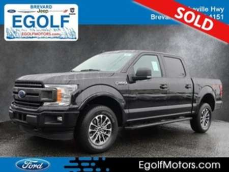 2019 Ford F-150 XLT 4WD SuperCrew for Sale  - 5087  - Egolf Motors