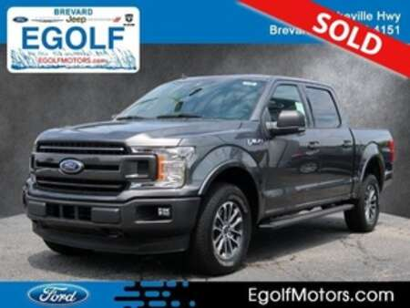 2020 Ford F-150 XLT 4WD SuperCrew 5.5 Box for Sale  - 5245  - Egolf Motors