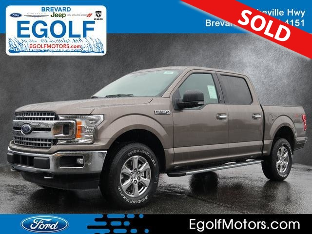 2019 Ford F-150  - Egolf Motors