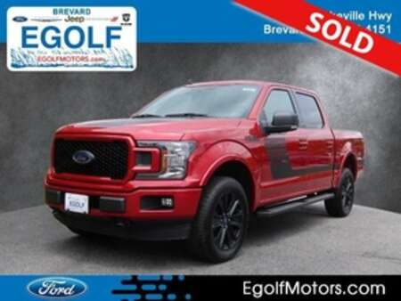2020 Ford F-150 XLT 4WD SuperCrew 5.5 Box for Sale  - 5228  - Egolf Motors