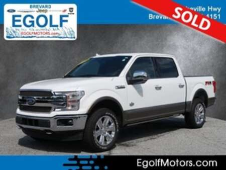 2020 Ford F-150 KING RANCH 4WD SUPERCREW for Sale  - 5262  - Egolf Motors