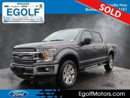 2020 Ford F-150 XLT 4WD SuperCrew for Sale  - 5216  - Egolf Motors
