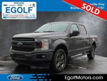 2020 Ford F-150 XLT 4WD SuperCrew for Sale  - 5202  - Egolf Motors