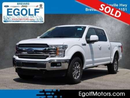 2020 Ford F-150 Lariat 4WD SuperCrew for Sale  - 11002  - Egolf Motors