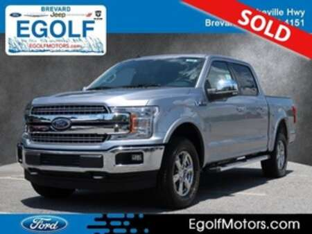 2020 Ford F-150 Lariat 4WD SuperCrew for Sale  - 5226  - Egolf Motors