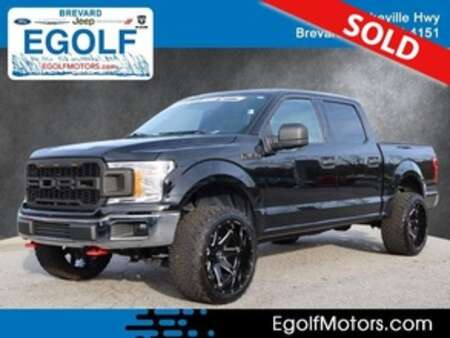 2018 Ford F-150 XLT 4WD SuperCrew for Sale  - 21996B  - Egolf Motors