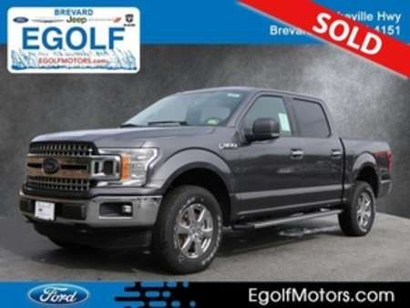 2019 Ford F-150 XLT 4WD SuperCrew for Sale  - 5079  - Egolf Motors