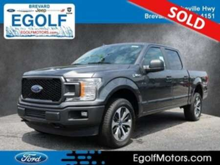 2020 Ford F-150 STX 4WD SuperCrew for Sale  - 5239  - Egolf Motors