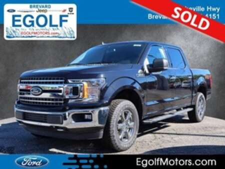 2020 Ford F-150 XLT 4WD SuperCrew for Sale  - 5276  - Egolf Motors