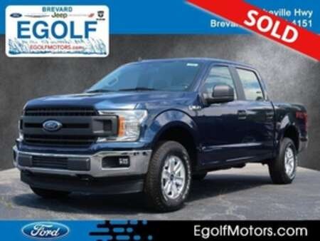 2020 Ford F-150 XL FX4 4WD SuperCrew for Sale  - 5242  - Egolf Motors