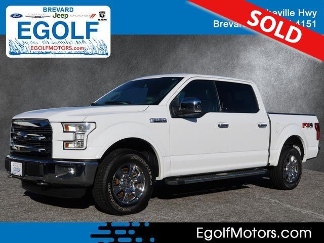 2016 Ford F-150  - Egolf Motors