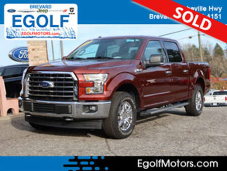 2017 Ford F-150 XLT 4WD SuperCrew for Sale  - 11059  - Egolf Motors