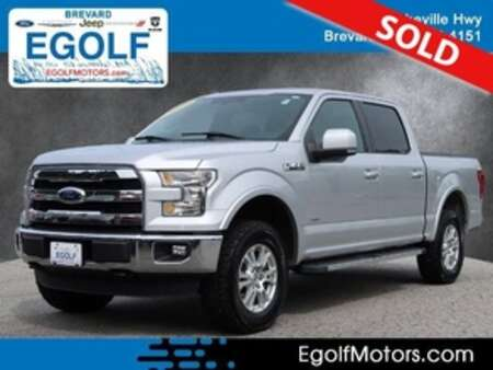 2016 Ford F-150 Lariat 4WD SuperCrew for Sale  - 10889A  - Egolf Motors