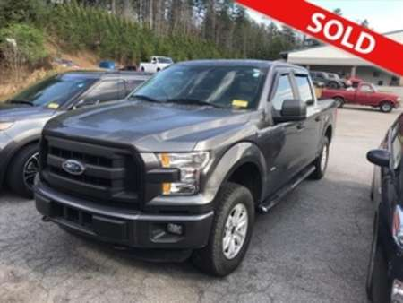 2015 Ford F-150 XL 4WD SuperCrew for Sale  - 10934B  - Egolf Motors