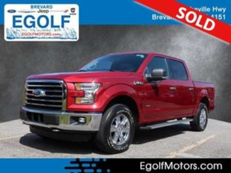 2016 Ford F-150 XLT 4x4 4WD SuperCrew for Sale  - 10859  - Egolf Motors