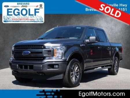 2018 Ford F-150 XLT 4WD SuperCrew for Sale  - 11025  - Egolf Motors