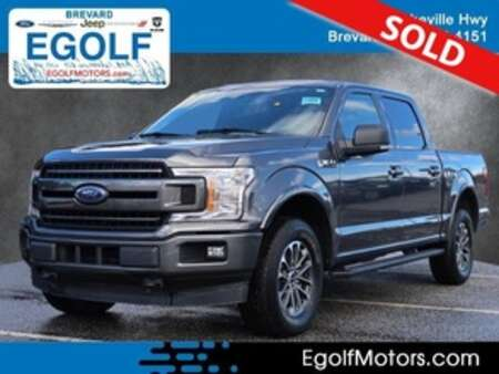 2018 Ford F-150 XLT 4WD SuperCrew for Sale  - 11044  - Egolf Motors